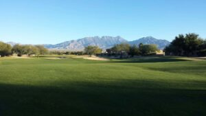 Golf in Tucson Resort