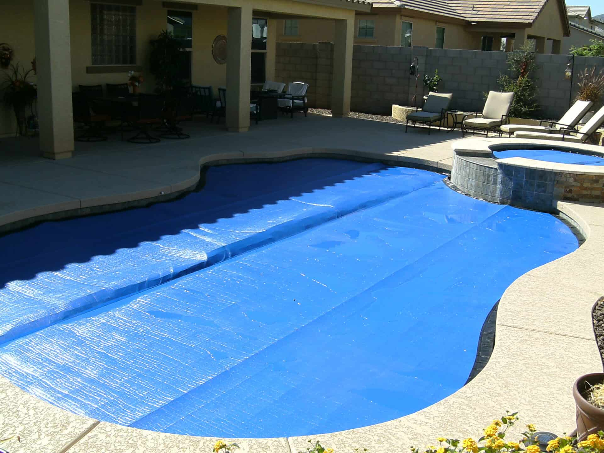 Do Solar Pool Covers Work