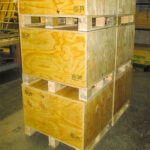 Crates Wooden